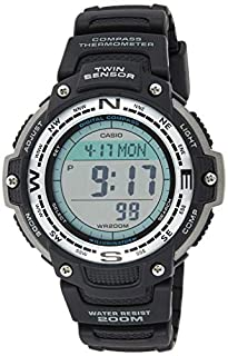 Casio Reloj de Pulsera SGW-100-1VEF (B001CZXB80) | Amazon price tracker / tracking, Amazon price history charts, Amazon price watches, Amazon price drop alerts