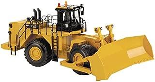 Cat 854K Wheel Dozer (1:50 Scale), Caterpillar Yellow
