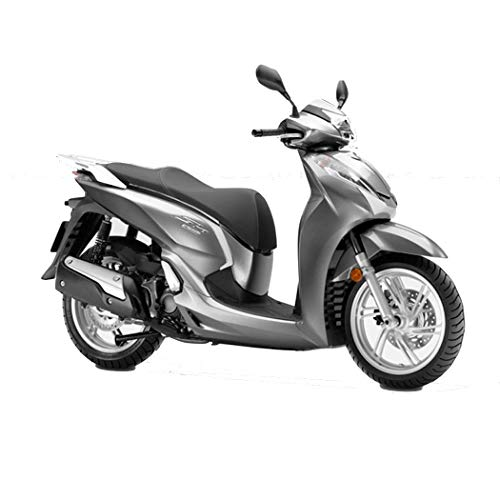 Coprisella specifico SKY nero Honda Sh 300i fino al 2018 rivestimento simil pelle copre strappi usura protegge da agenti esterni
