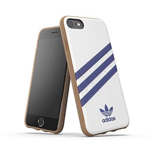 Adidas Originals - Cover per iPhone Samba 8/7 / 6s / 6, bianca