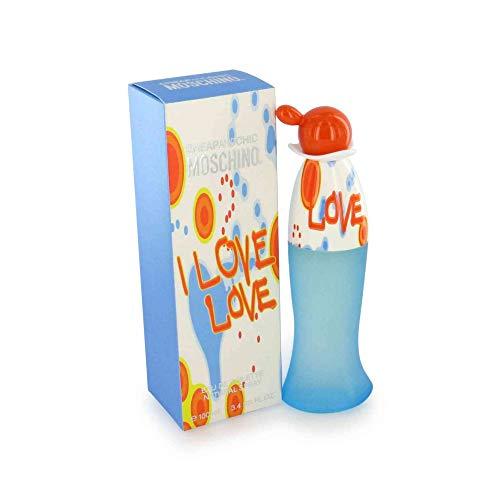 Moschino Cheap & Chic i Love Acqua Profumata - 100 gr