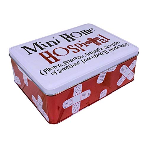 The Bright Side - Caja de almacenamiento para hospital (tamaño pequeño)