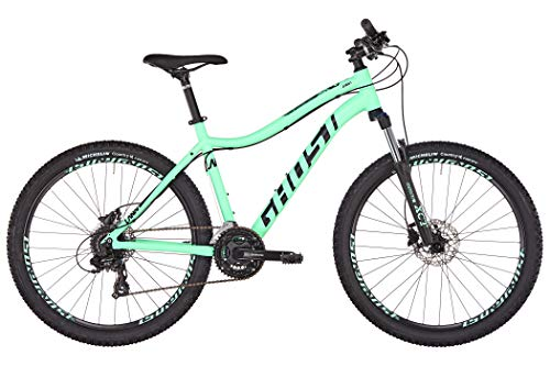 Ghost Lanao 1.6 AL W 26R Woman Mountain Bike 2019 (S/42cm, Jade Blue/Night Black)
