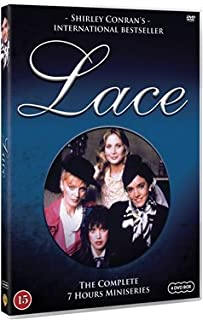 Lace (Complete Series) - 4-DVD Set ( Lace / Lace II ) [ NON-USA FORMAT, PAL, Reg.0 Import - Sweden ]
