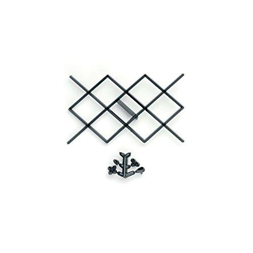 silikomart Patchwork Cutter Diamant-Raute, Silikon