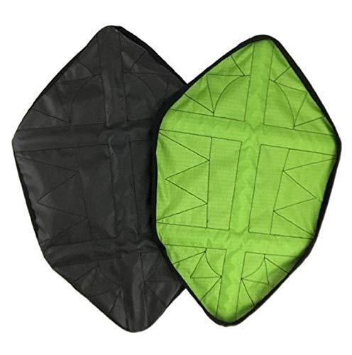 Hands Gratis Schoenhoezen Stap in Sock Cover Herbruikbaar voor Sneakers& Laarzen door AdvancedShop Groen