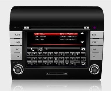 Dynavin DVN-DC Multimedia Navigation N6 Plattform für Citroën Jumper / Relay (Y) 2007->, Fiat Ducato (250) 06/2006 - > inkl. Navigationssoftware iGo Primo