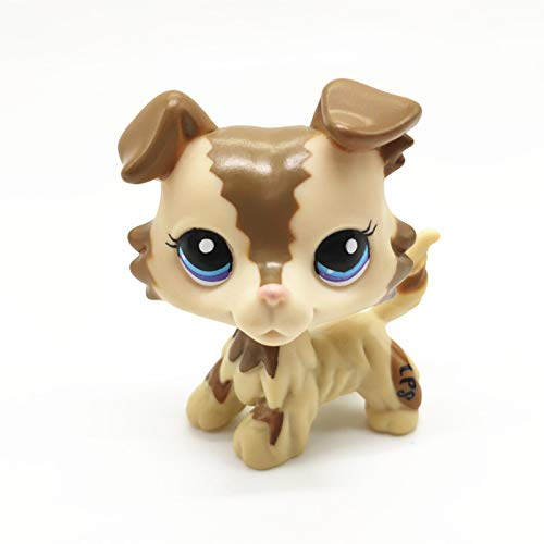 Lps Littlest Pet Shop Toys Original Lps Pet Shop Toy Rare Shorthair Cat Pink Fox Big Ears Shining Lps Toy Action Figure Standing Classic Gift 34