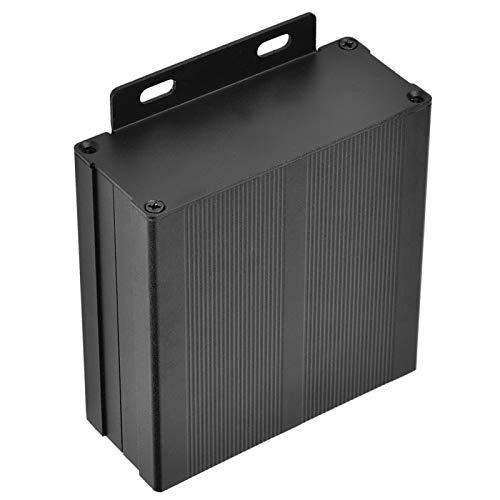 Caja de proyecto eléctrico de 40x97x100mm Caja de aluminio Caja de conexiones de alimentación para productos electrónicos Instrumentos de placa de circuito impreso