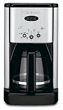 Cuisinart DCC-1200 Brew Central 12 Cup Programmable Coffeemaker Black/Silver