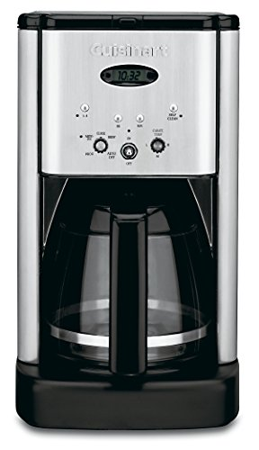 Best cuisinart coffee on demand 12 cup programmable coffeemaker silver review 2021
