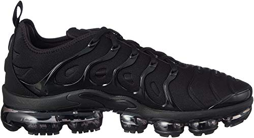 Nike Herren Air Vapormax Plus Sneakers, Schwarz (Black/Black/Dark Grey 001), 44.5 EU