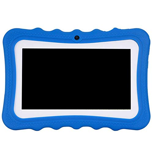 Shumo 7 Inch Kids Tablet Android Dual Camera Wifi Education Game Gift for Boys Girls for Children Student
