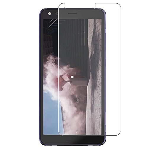 Vaxson 3-Pack TPU Pellicola Protettiva, compatibile con Nokia C1 2nd Edition, Screen Protector Film [Non Vetro Temperato Cover Custodia ]