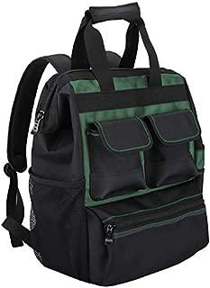 JAKAH Mochila impermeable para hombre, con bolsa de herramientas de mano, bolsas de almacenamiento, bolsas multifunción, electricistas para ventas