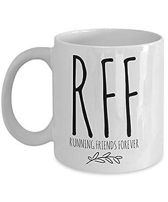 Running Gifts for Runners Best Friends Men Women - Running Friends Forever Mugs Cup - MG0021