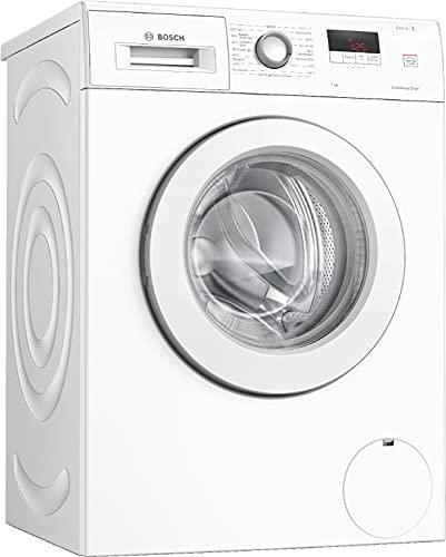 Bosch Elettrodomestici WAJ20067IT Serie 2, Lavatrice a carica frontale, 7 kg, 1000 rpm