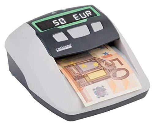 ratiotec Soldi Smart Pro - Falschgeld-Detektoren (Schwarz, Grau)