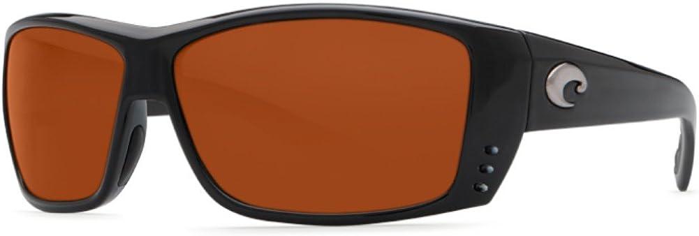 Costa AT11OCP Cat Cay Time sale 580Plastic favorite Black Copper Sunglass
