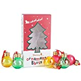 Viva Terry Christmas Baubles,ornament Spirit Shot Glasses