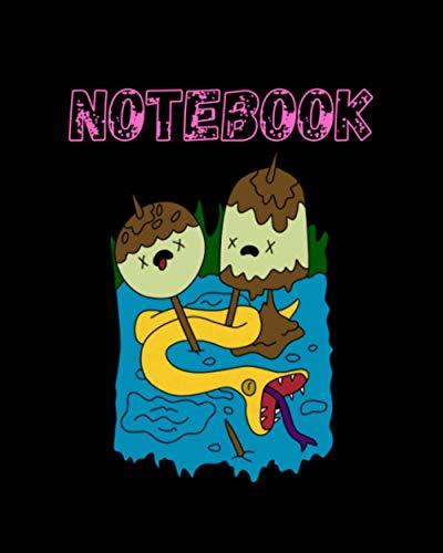 NoteBook: Princess Bubblegum Princess Bubblegum's rock - Adventure Time Princess Theme Pattern - Beautiful Design: 8 x 10 -120 pages. Great for ... pefect for girl kid..