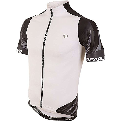 Pearl Izumi - Ride Men's Pro Leader Jersey, White/Black, Medium/Large