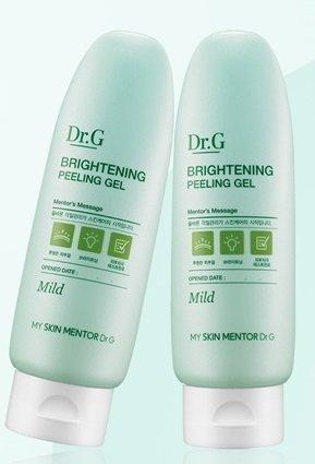 2 Packs of Dr.G Gowoonsesang Brightening Peeling Gel (120ml x2)
