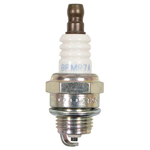 Stens 130-540 Spark Plug, NGK BPMR7A, Black