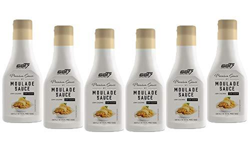 GOT7 Nutrition - Premium Saucen 6er Moulade
