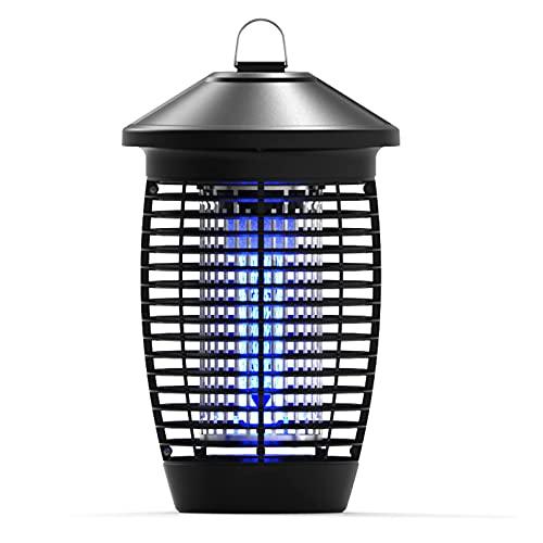 Mafiti Lampara antimosquitos electrica, luz UV matamosquitos eléctrica, Trampa para Mosquitos, Moscas y Otros Insectos voladores