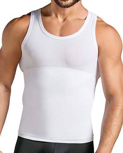 LEO Camiseta Atlética Control Fuerte en Abdomen