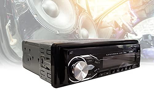 Autoradio stereo auto bluetooth USB radio AUX display lcd telecomando LM-8202