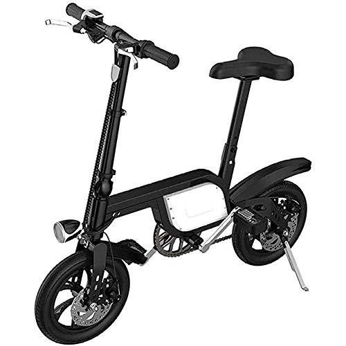 WXX Outdoor Sport Folding Elektro-Bike, Aluminium Rahmen 12