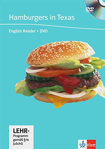 Hamburgers in Texas: Englische Lektüre für das 3., 4., 5. Lernjahr. Buch + DVD (DVD Readers)