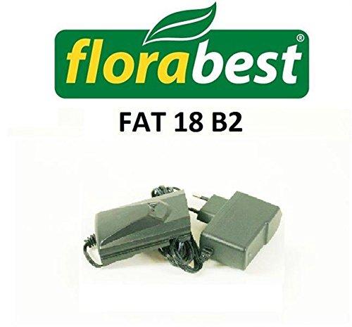 Ladegerät FAT 18 B2 IAN 86154 LIDL Florabest Akku Rasentrimmer Trimmer - Ladekabel für Ihre Akku Rasen Trimmer von LIDL Florabest - Achten Sie auf die richtige IAN Modellnummer