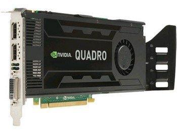 SBUY NVIDIA Quadro K4000 - Tarjeta gráfica (3 GB, reacondicionada)