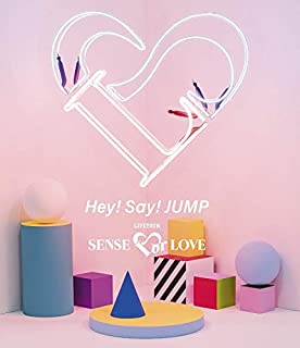 Hey! Say! JUMP LIVE TOUR SENSE or LOVE (通常盤Blu-ray)