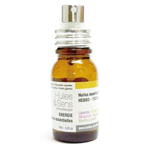 Spray d'huiles essentielles Fraîcheur Vitale