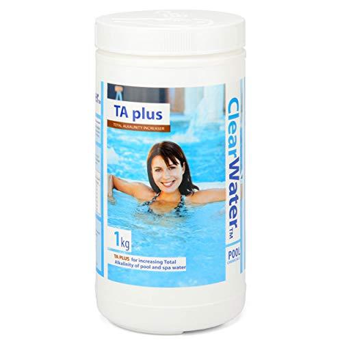 Clearwater TA Plus Alkilinitätssteigerung, Weiß