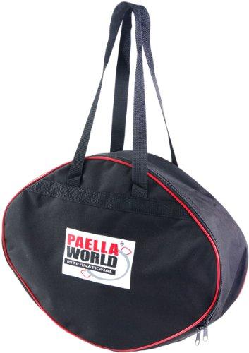 Paella World International Grillzubehör Tasche für Paella-Pfanne, Schwarz, 1-teilig, 55 cm