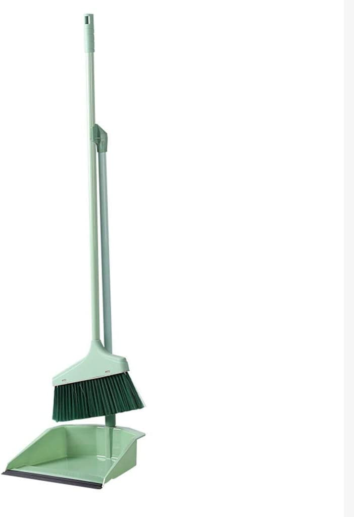 NLIAN- Long Handle Broom and 84cm with Set Dustpan Fashion Direct store