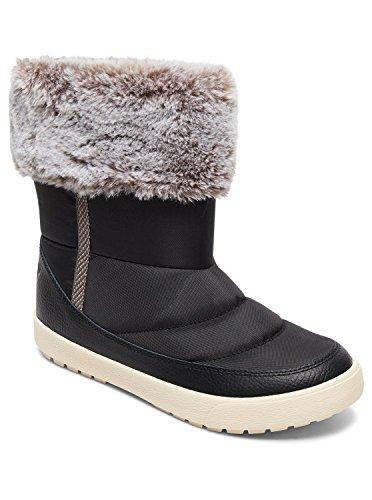 Roxy Damen Juneau - Boots for Women Schlupfstiefel, Schwarz (Black Blk), 41 EU
