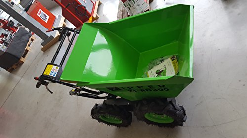 Zipper Rad Dumper ZI-RD300 Minidumper4 Raddumper Allrad Dumper - 6