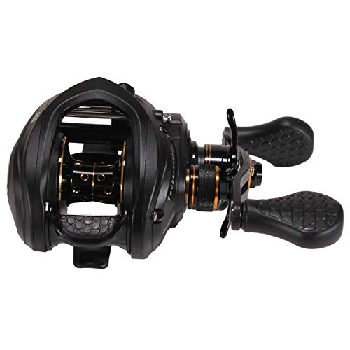 LEW'S Fishing Tournament Pro Speed Spool LFS Series, Baitcasting Reel, Fishing Reel, Fishing Gear and Equipment, Fishing Accessories (TP1HA)
