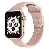 Zoe home F10 Smart Watch Full Screen Touch-Herzfrequenz-Blutdruck-Sports Activity Tracker Fitness...
