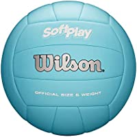 Wilson Soft and Super Soft Play Volleyball (Blue)