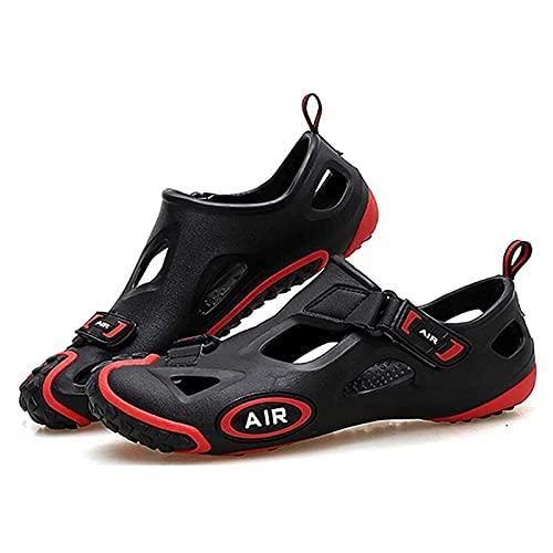 WYUKN Hombres Mujeres Zapatos de Ciclismo Sin Bloqueo MTB Zapato de Bicicleta de Montaña Zapatillas de Ocio Ocio Bicicleta de Carretera Zapatos Sin Bloqueo,Black1-43EU