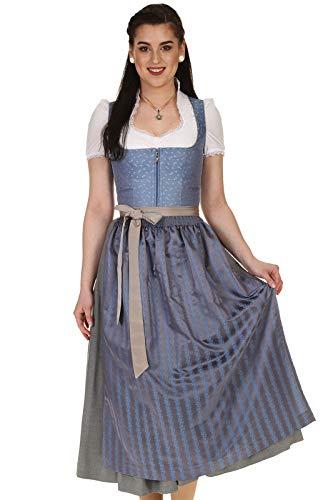 Moser Bekleidung Damen Dirndl festlich Dirndl traditionell Daniela 56722 Länge 82cm