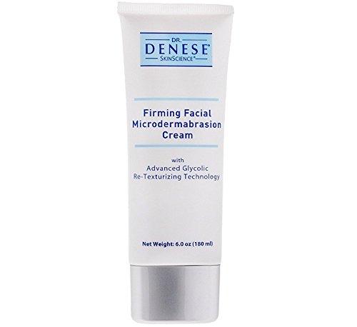 Dr. Denese Firming Facial MicroDermabrasion Cream, Mega-Size Tube