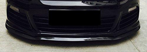 CAIXCAR ALERÓN delantero lateral Carbono universal para cualquier modelo del vehículo